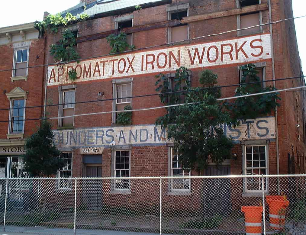 Appomattox Iron Works