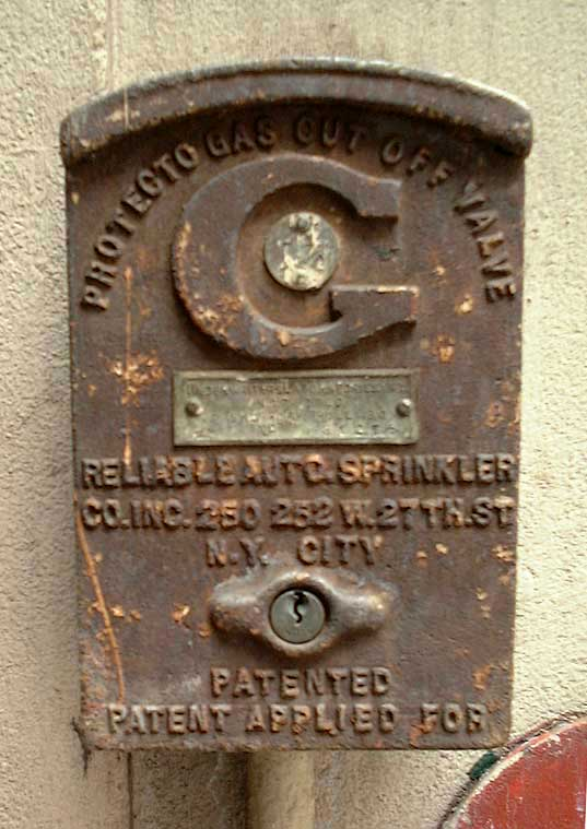 Reliable Automatic Sprinkler